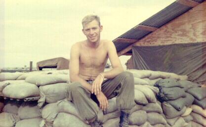 Camp Evans Vietnam 1969
